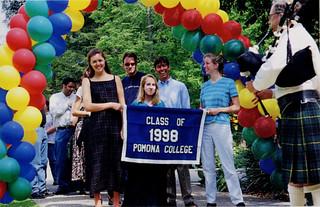 Parade of Classes, Alumni Weekend 1998