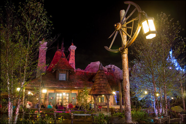 Maurice's Cottage @ New Fantasyland (Explored - thanks)