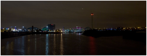 UFO over the Clyde | by Andy Magee