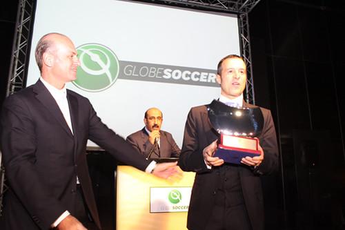 Umberto Gandini and Jorge Mendes