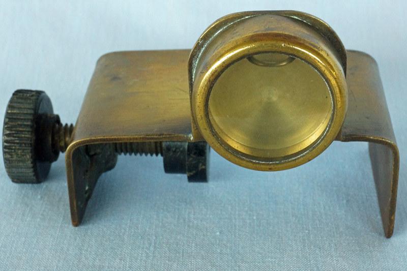 DSC01874 Clamp On Brass Level Piece
