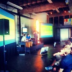 Mat Ellis from @cloudability kicks off #pdxconf Startup Crawl