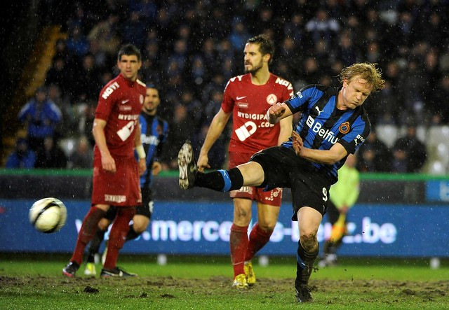 Club Brugge - KV Kortrijk: 0-0 (26 december 2012)