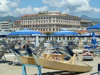 Sunshine in Viareggio! | by breakawayguy