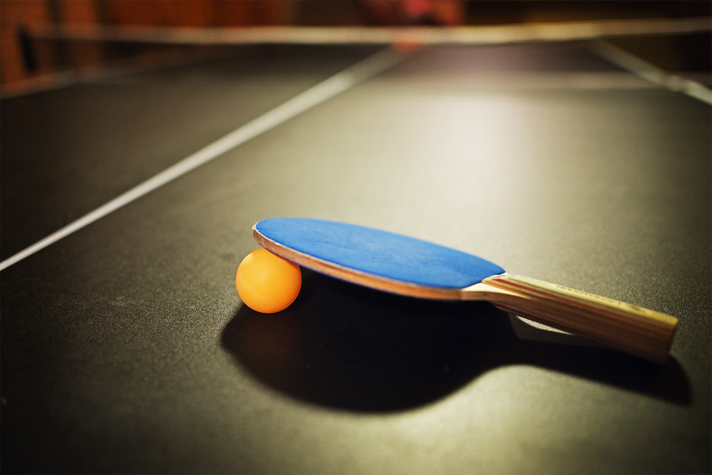 Ping Pong Table Tennis Dustin Gaffke Flickr