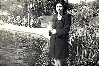 ONORA MAMA HONRADA.. MacArthur Park.. Los Angeles