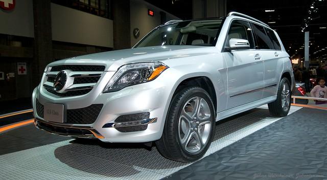 2013 Washington Auto Show - Lower Concourse - Mercedes-Benz 10
