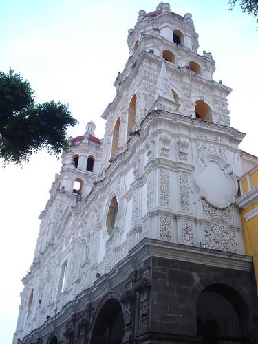 Templo de la Compañia.