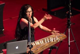 Miya Massoka Keynote lecture/recital @ NIME 2016 | by johnrobertferguson