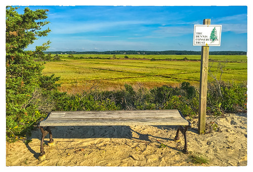 large bench 0816 2016 monday dennis massachusetts unitedstates us