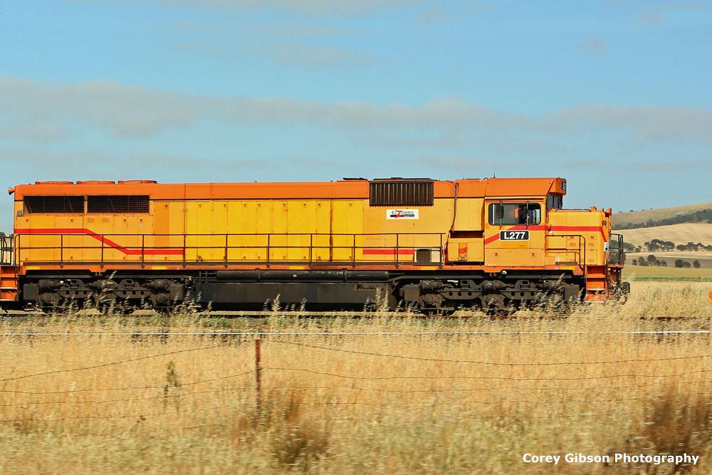 L277 near Maroona by Corey Gibson