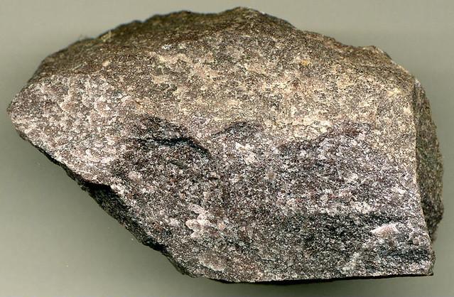 Quartzite (Kona Dolomite, Paleoproterozoic, 2.2 to 2.3 Ga; Marquette South Outcrop, Upper Peninsula of Michigan, USA)