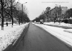 Шостка. Улица Коммунистическая