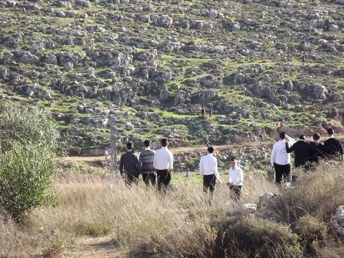 landscape israel demonstration jews