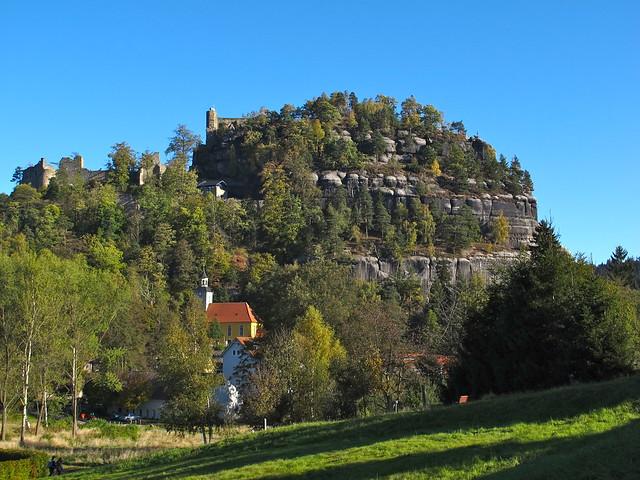 Berg (Mount) Oybin