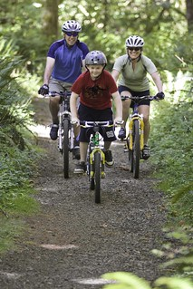 Bicycling at Wildwood Recreation Site, Welches - vertical - 280 | by Mt. Hood Territory