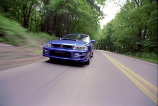 Adams Turbo'ed RS