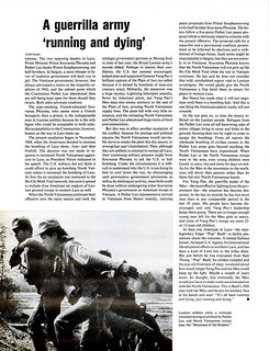 LIFE Magazine April 3, 1970 (4) - A guerrilla army 'running and dying'