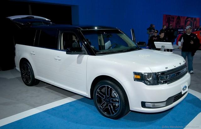 2013 Washington Auto Show - Upper Concourse - Ford 11