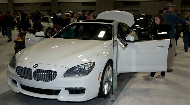 2013 Washington Auto Show - Lower Concourse - BMW 4