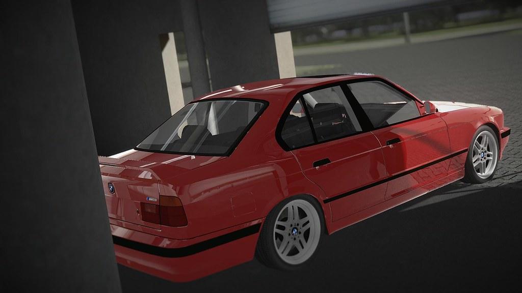 rFactor 2 - BMW M5 E34 | Lekso Javakhishvili | Flickr