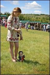Кристина Кифа_Фестиваль средневековья
