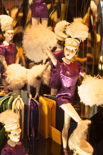 Christmas Windows at the Galeries Lafayette | by gifrancis