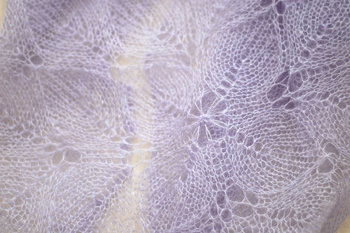 Lilaceous Shawl | by this lyre lark