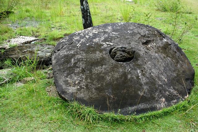 Yap stone money (ancient)