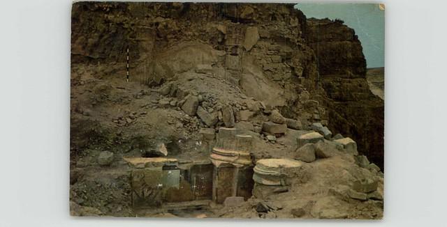 מצדה - משרידי ארמון הורדוס