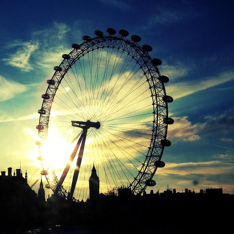 21/365 London Eye