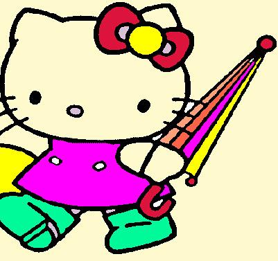 【En iyi 100】 Hello Kitty Boyama Sayfaları