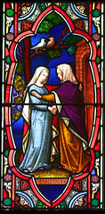 Visitation of Mary to her cousin Elizabeth