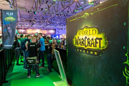 World of Warcraft Legion | by wuestenigel