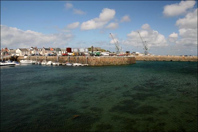 St Sampson Harbour