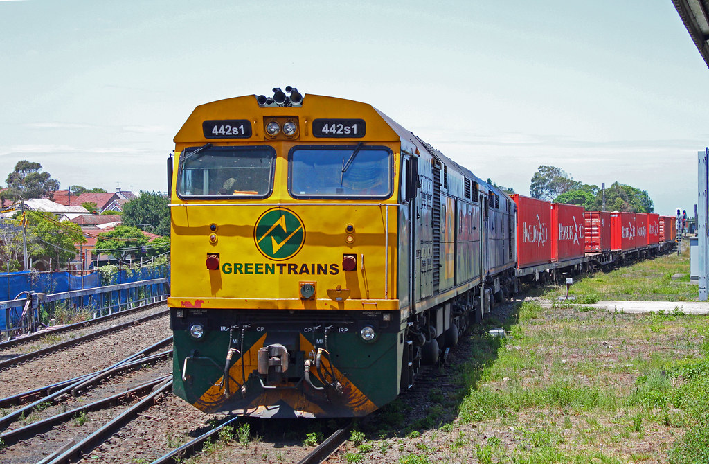 442s1, 44209 T281 Marrickville by Thomas