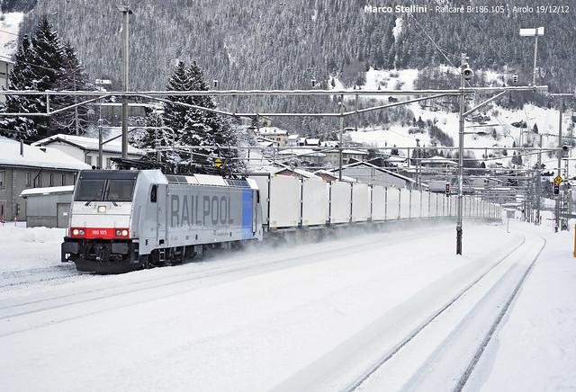 Railcare Br186.105