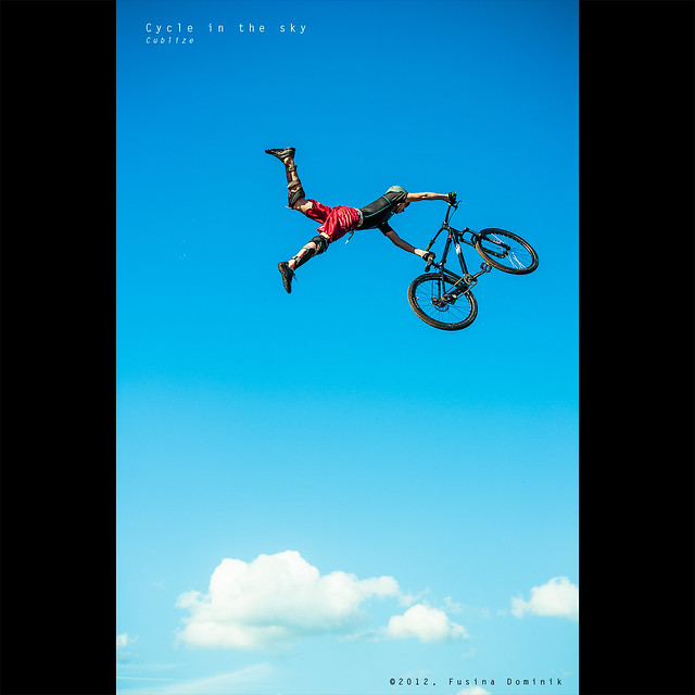 Cycle in the sky | Cublize