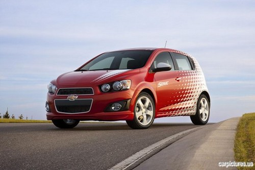 2012 Chevrolet Sonic Z-Spec 138HP Photo