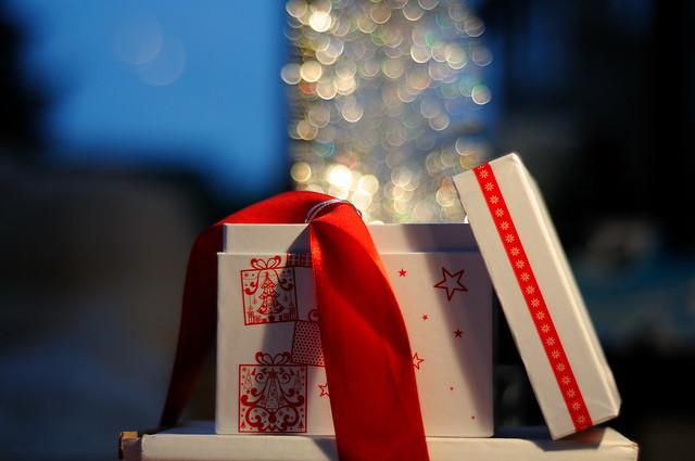 Bokeh gift