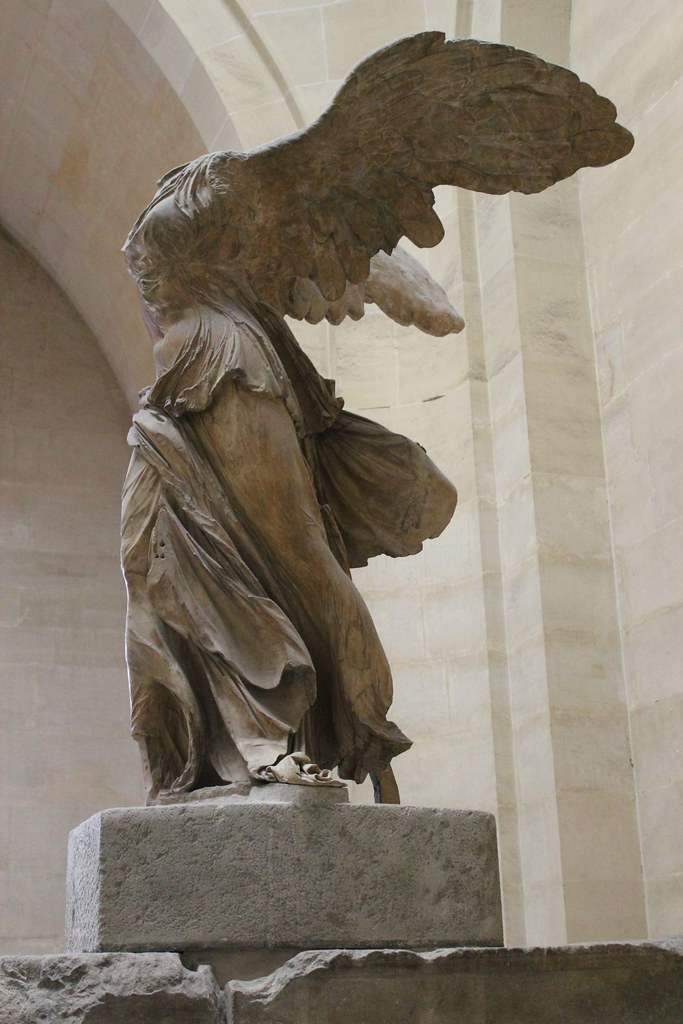 a0fe81b335924 Statue of Nike   The Winged Victory of Samothrace, also call…   Flickr