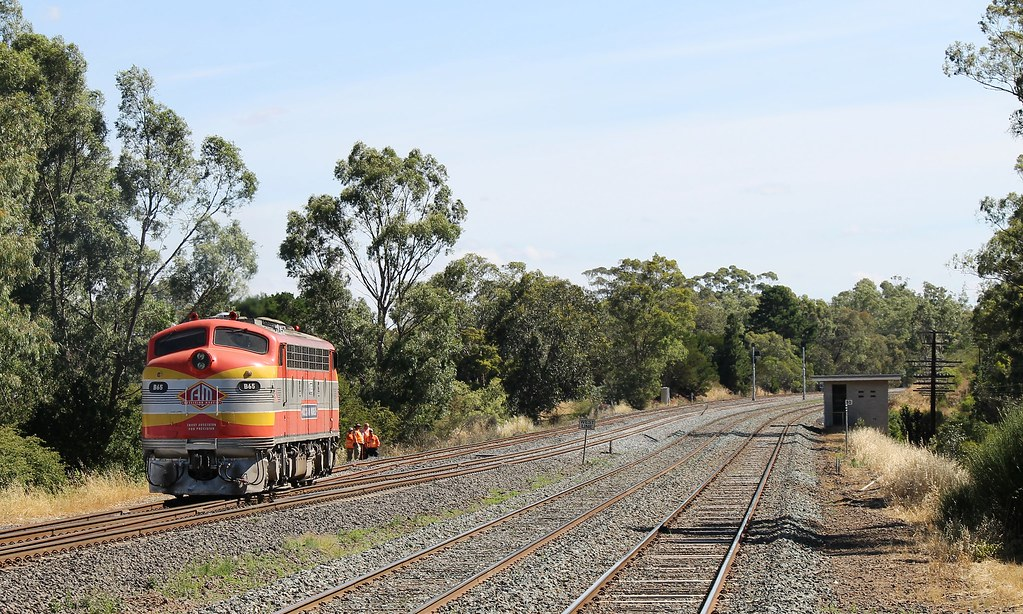 SSR B65 at Tallarook East line by S312 Photography