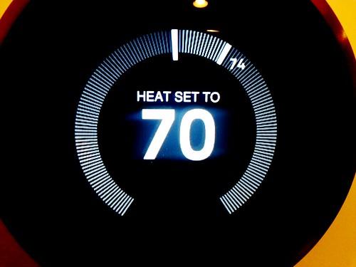 install thermostat