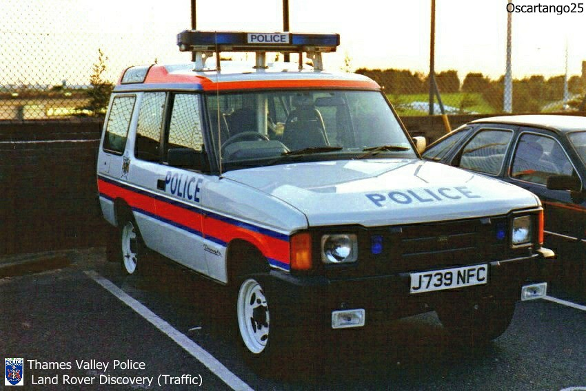 TVP Land Rover Discovery | Another photo from the old album