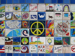 PEACE tile | by beameir