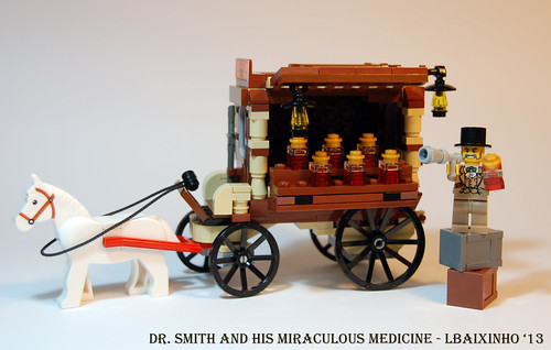 Dr. Smith and his Miraculous Medicine (6)