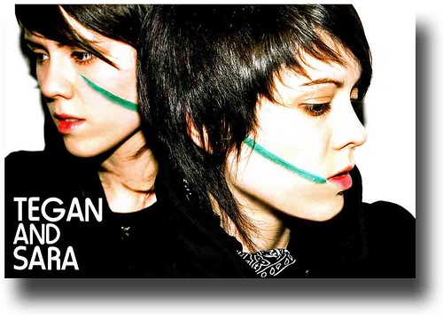 Tegan And Sara GreenPromo