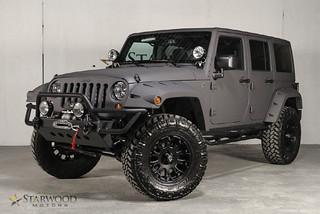 Grey Jeep Wrangler >> 2013 Jeep Wrangler Unlimited Bentley Matte Satin Grey Ke
