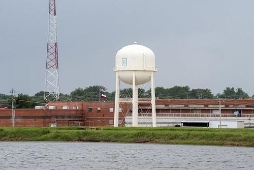 Wylie WTP Water Tower