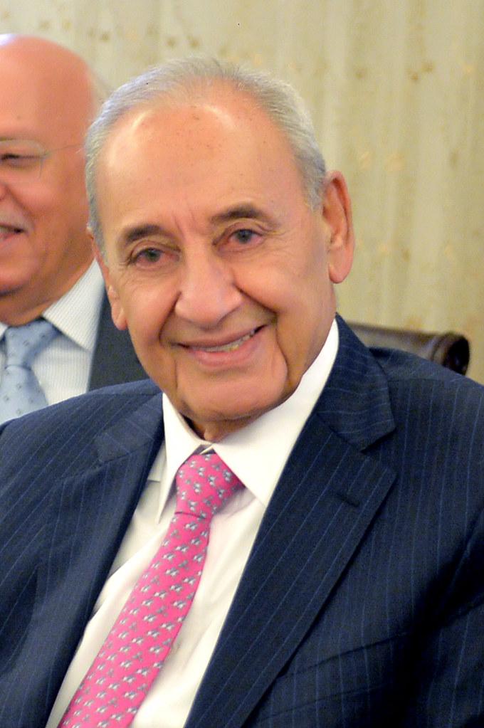 رئيس مجلس النواب الاستاذ نبيه بري صور خاصة Flickr